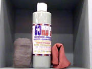 16oz Gords Aluminum, Chrome, & Stainless / Cleaner, Polish, & Sealer