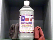 32oz Gords Aluminum, Chrome, & Stainless / Cleaner, Polish, & Sealer